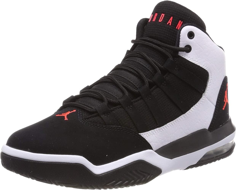 Nike Jordan MAX Aura, Zapatos de Baloncesto para Bebés
