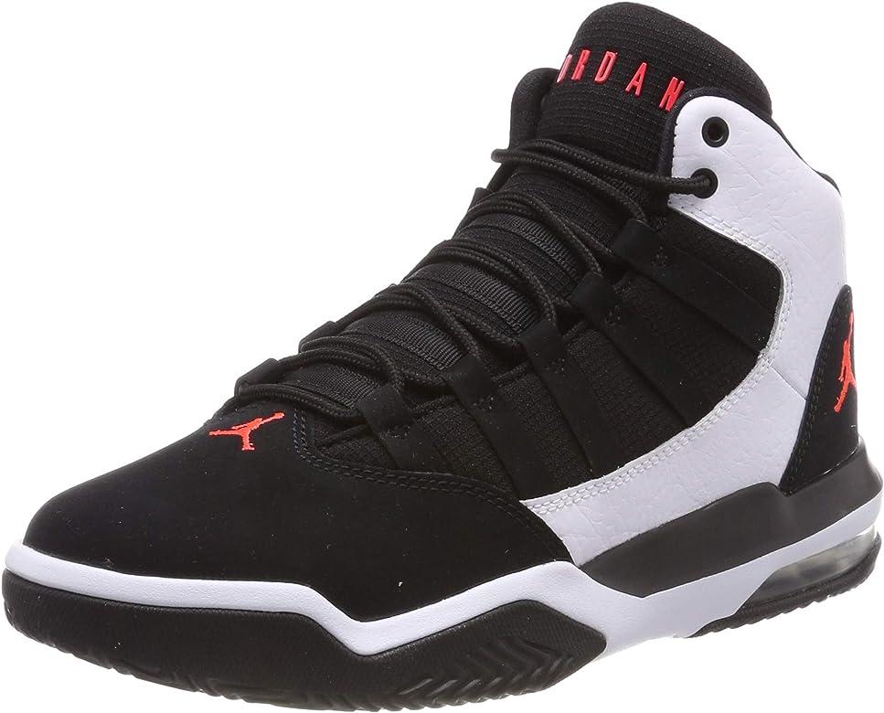 Nike Jordan MAX Aura, Zapatos de Baloncesto para Bebés, Multicolor ...