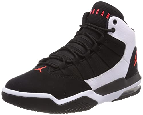 Nike Baby Boys  Jordan Max Aura Basketball Shoes  Amazon.co.uk ... 28b6774e7c5