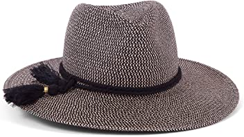 bdc3e261 Physician Endorsed Women's Taylor Fedora Sunhat Packable, Breathable & UPF  Rated