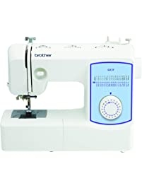 Brother GX37 Lightweight, Full Featured Sewing Machine, White