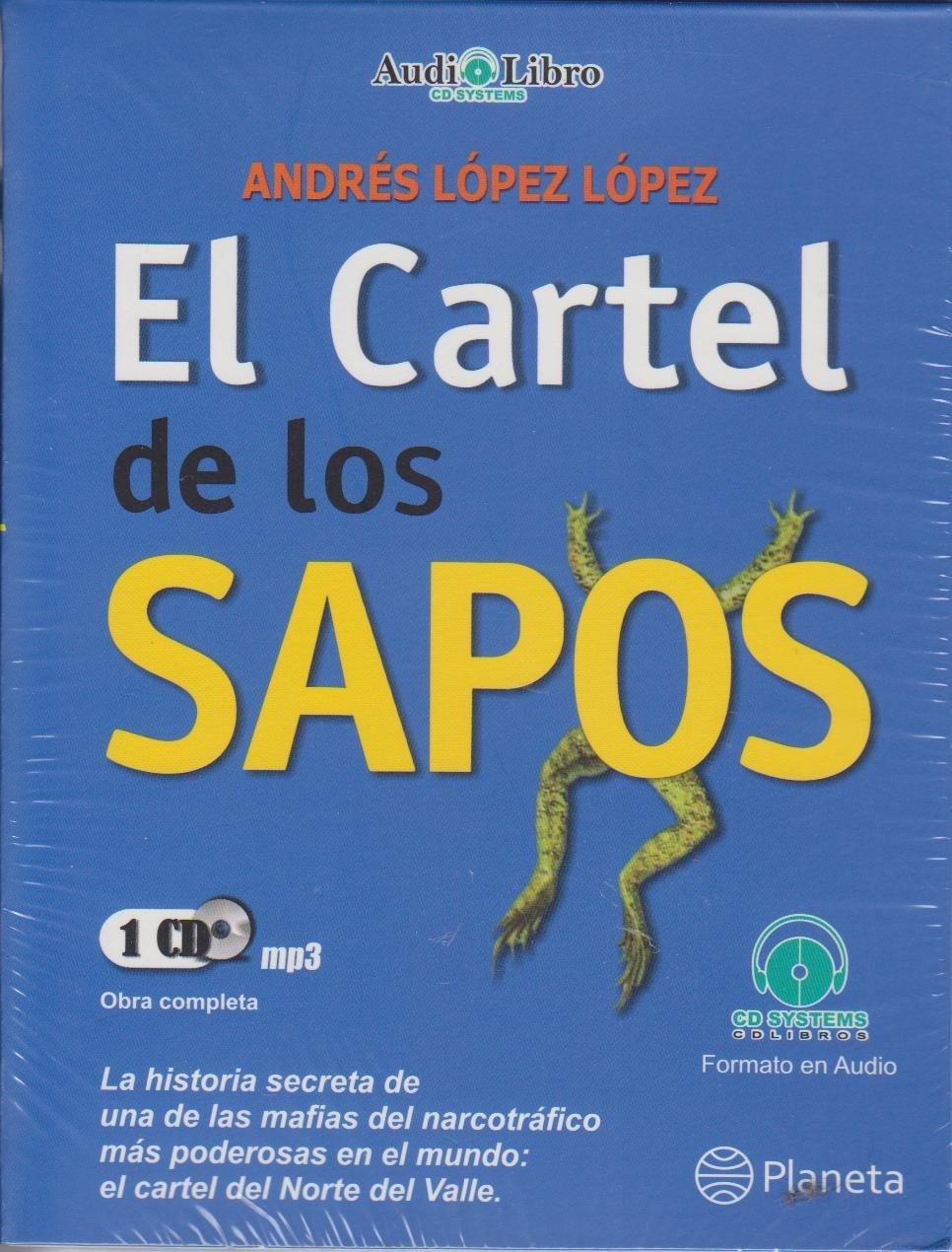 El Cartel de los Sapos: 9789588362878: Amazon.com: Books