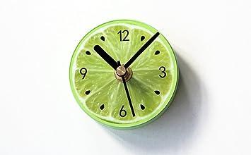 Kühlschrank Uhr Magnetisch : Khskx fashion retro billard billiard kühlschrank uhren continental
