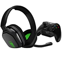 Astro Gaming A10 Headset, color Negro (+ MixAmp M60 for Xbox One) - Platinum Edition