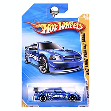 Amazon Com Hot Wheels New Models Dodge Charger Drift Car