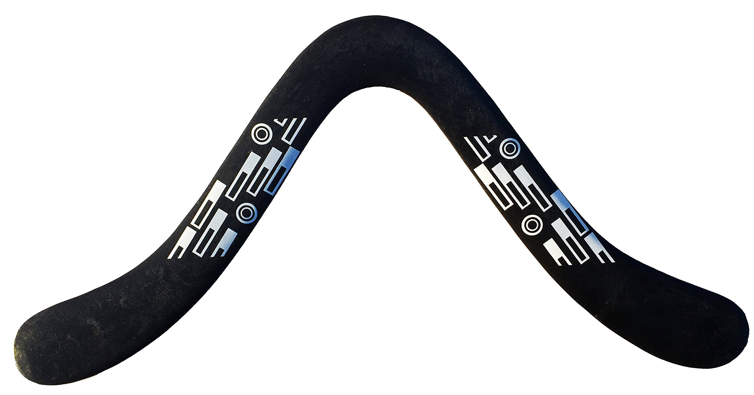 Tech Carbon Fiber Boomerang - from Colorado Boomerangs - Carbon Fibre / Composite Plastic Construction. by Boomerangs.com