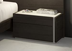 J and M Furniture Porto Right Facing Night Stand