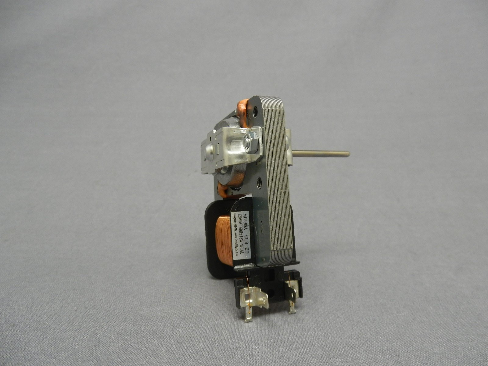 Frigidaire 5304464118 Microwave Cooling Fan Motor Genuine Original Equipment Manufacturer (OEM) Part for Frigidaire, Universal/Multiflex (Frigidaire), Kenmore, Kenmore Elite, Electrolux