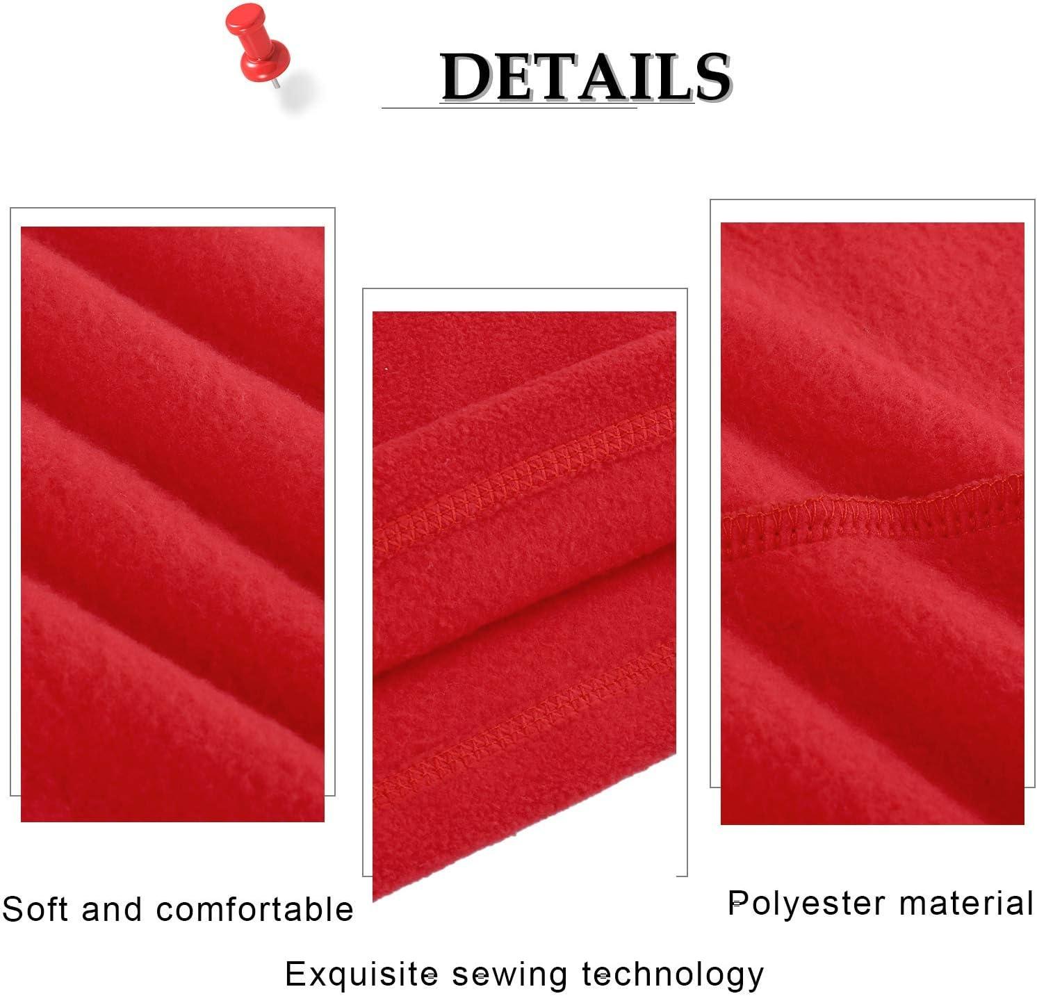 HAD SUN HalswärmerRotSchlauchtuch mit UV-Schutz aus Polyester