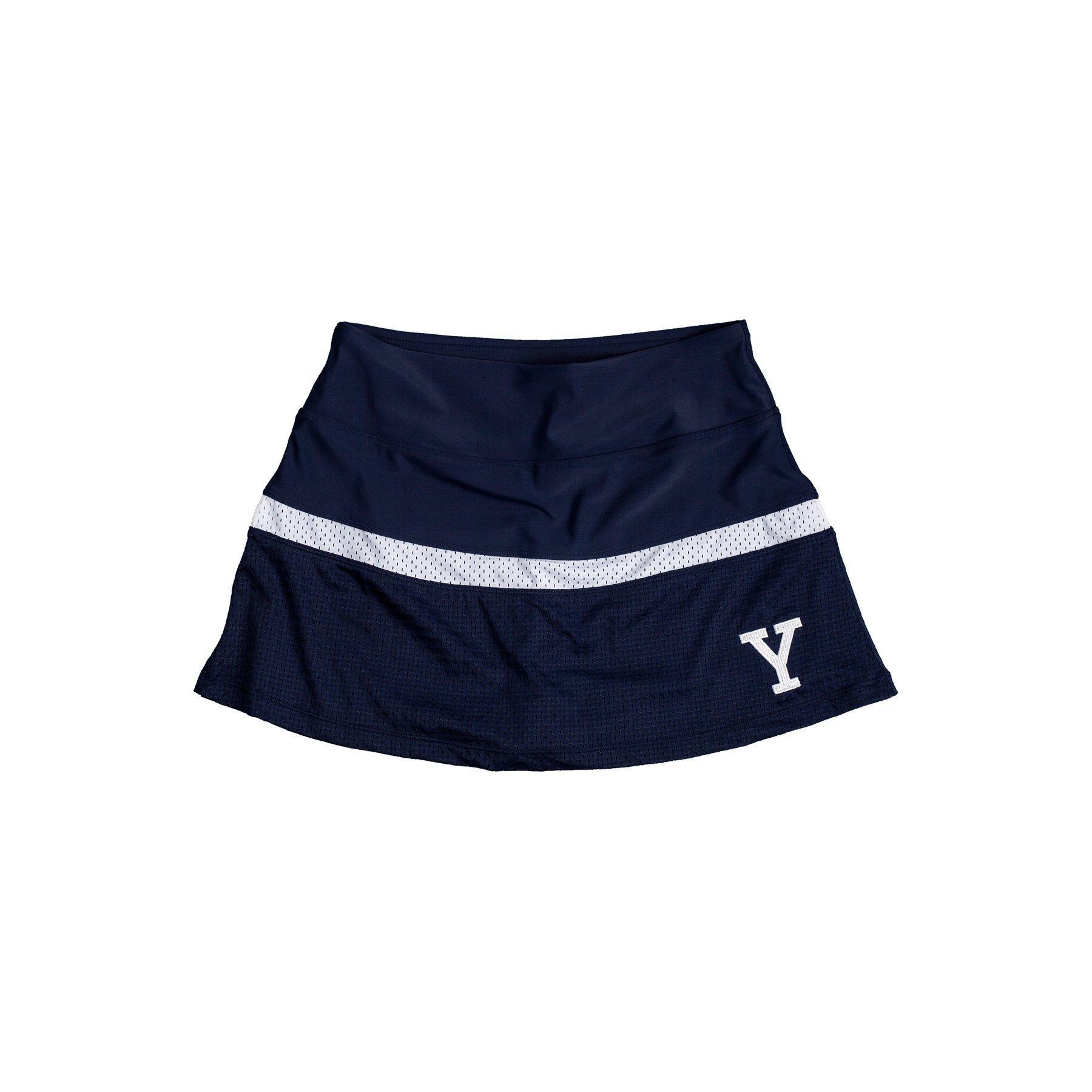 Yale University A-line Skort Size S