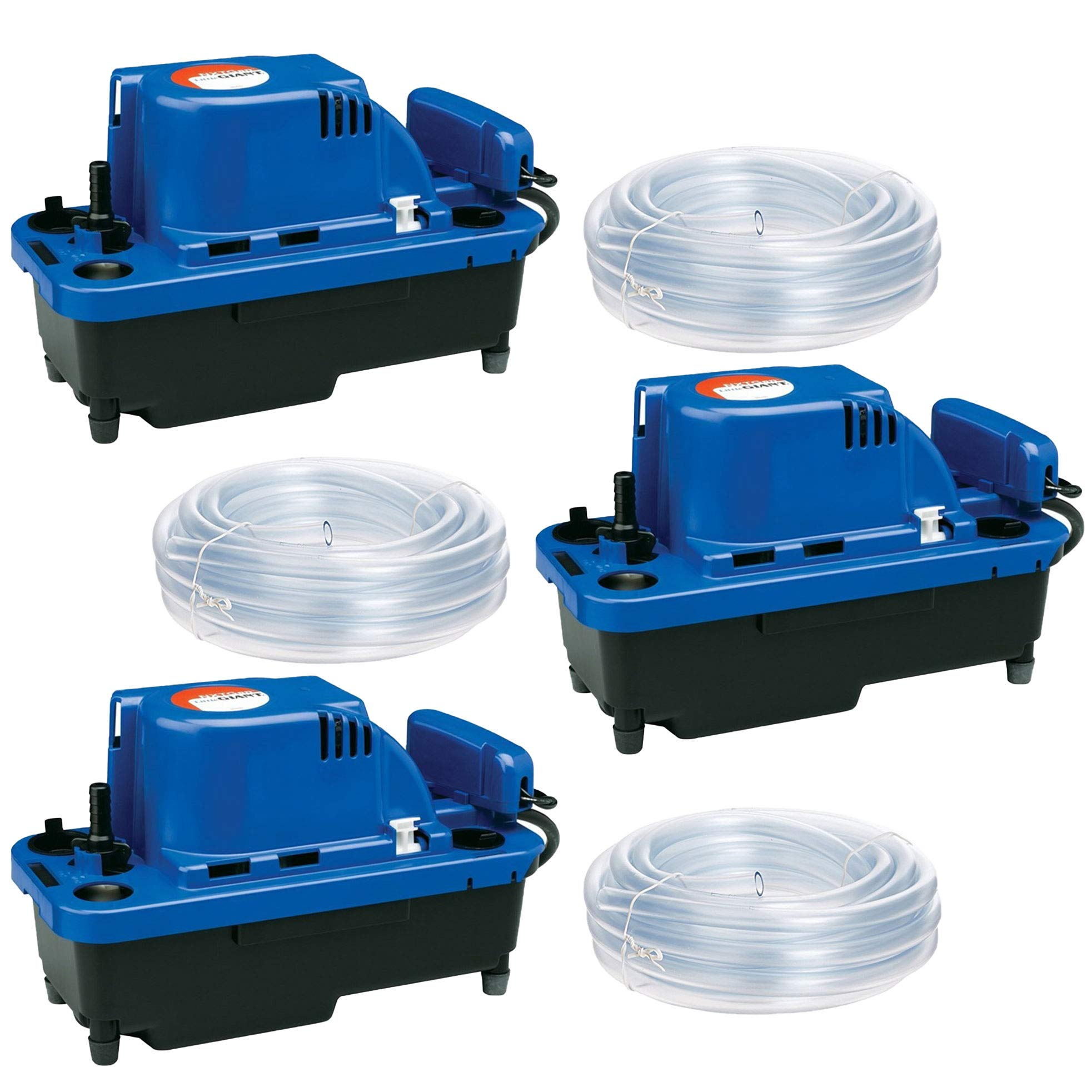 Little Giant VCMX-20ULST NXTGen High-Capacity Condensate Removal Pump (3 Pack) by Little Giant