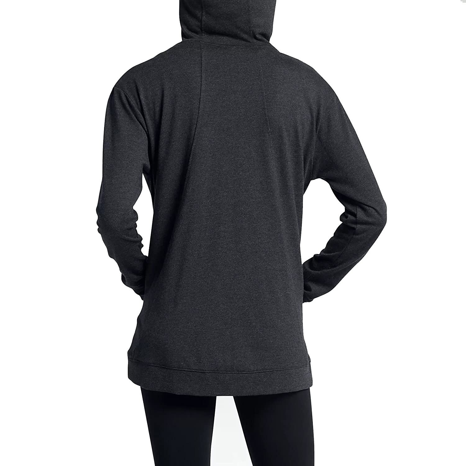c1a55e5a53 Nike Womens Gym Classic Full Zip Hoodie at Amazon Women s Clothing store
