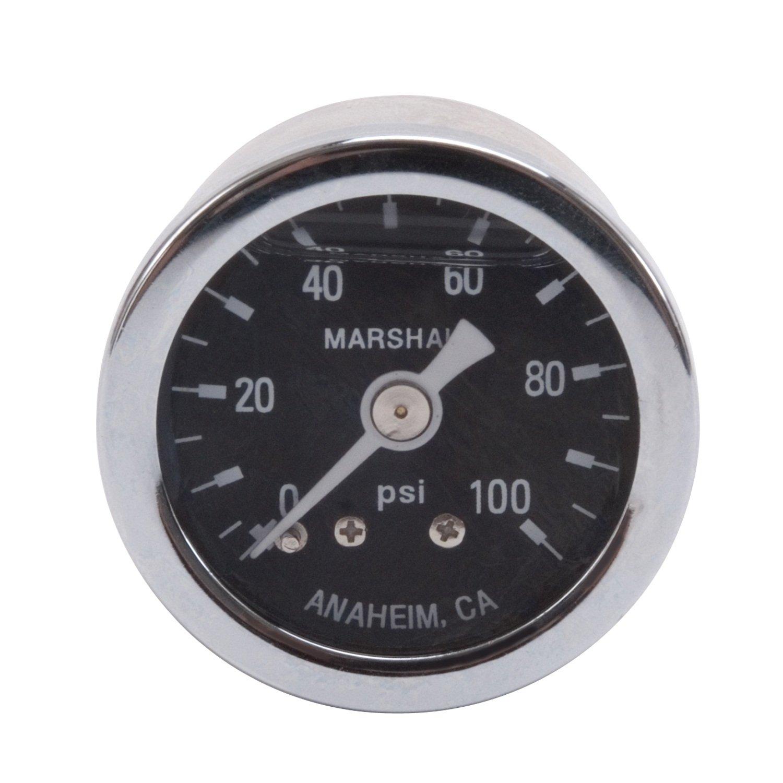 Edelbrock/Russell 650340 Fuel Pressure Gauge RUS-650340