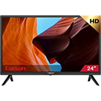 Caixun EC24Z2,24 inch(60cm) LED TV, HD(720P,1366 * 768), Dolby Audio, Triple Tuner(DVBT / T2 / C / S2), HDMI, USB, VGA;