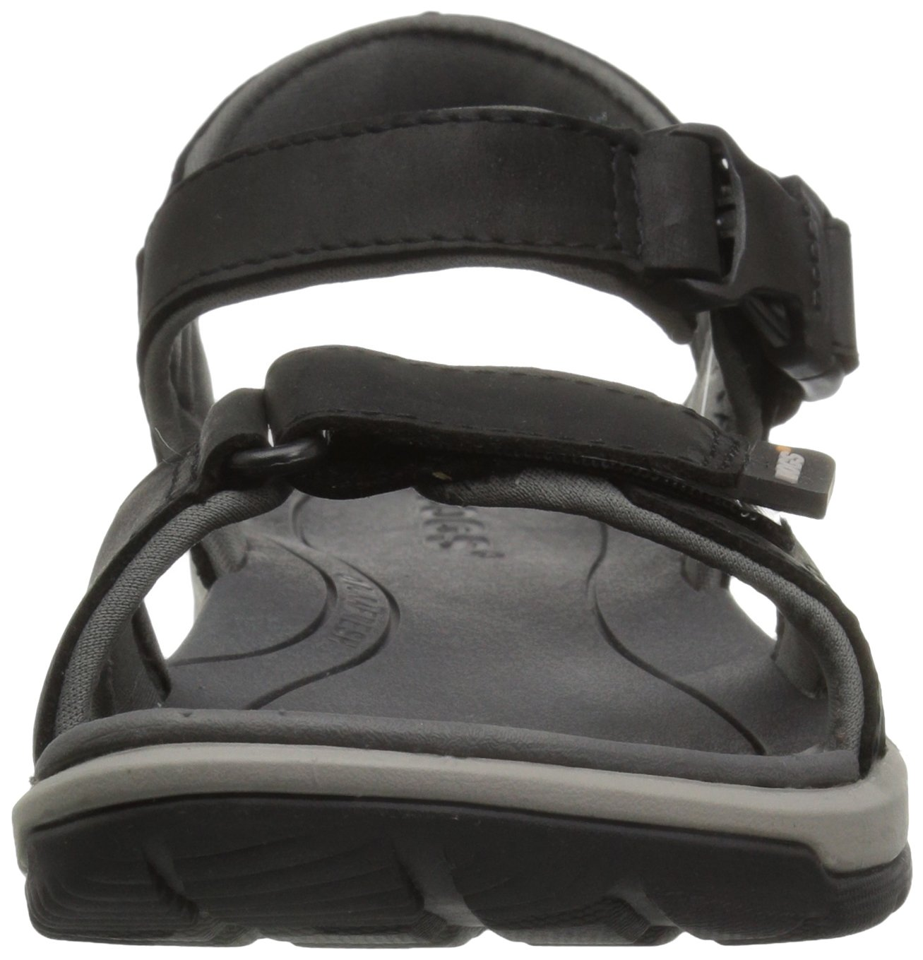 Bogs Women's Rio Leather B(M) Athletic Sandal B01KJDBOA2 7 B(M) Leather US|Black b5d313