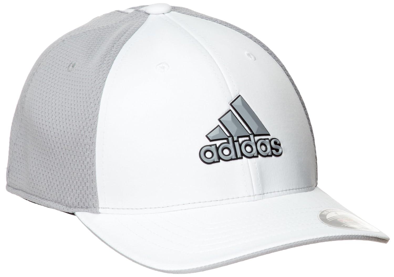 reputable site e3c4b accae adidas Men's Climacool Tour Flexfit Cap