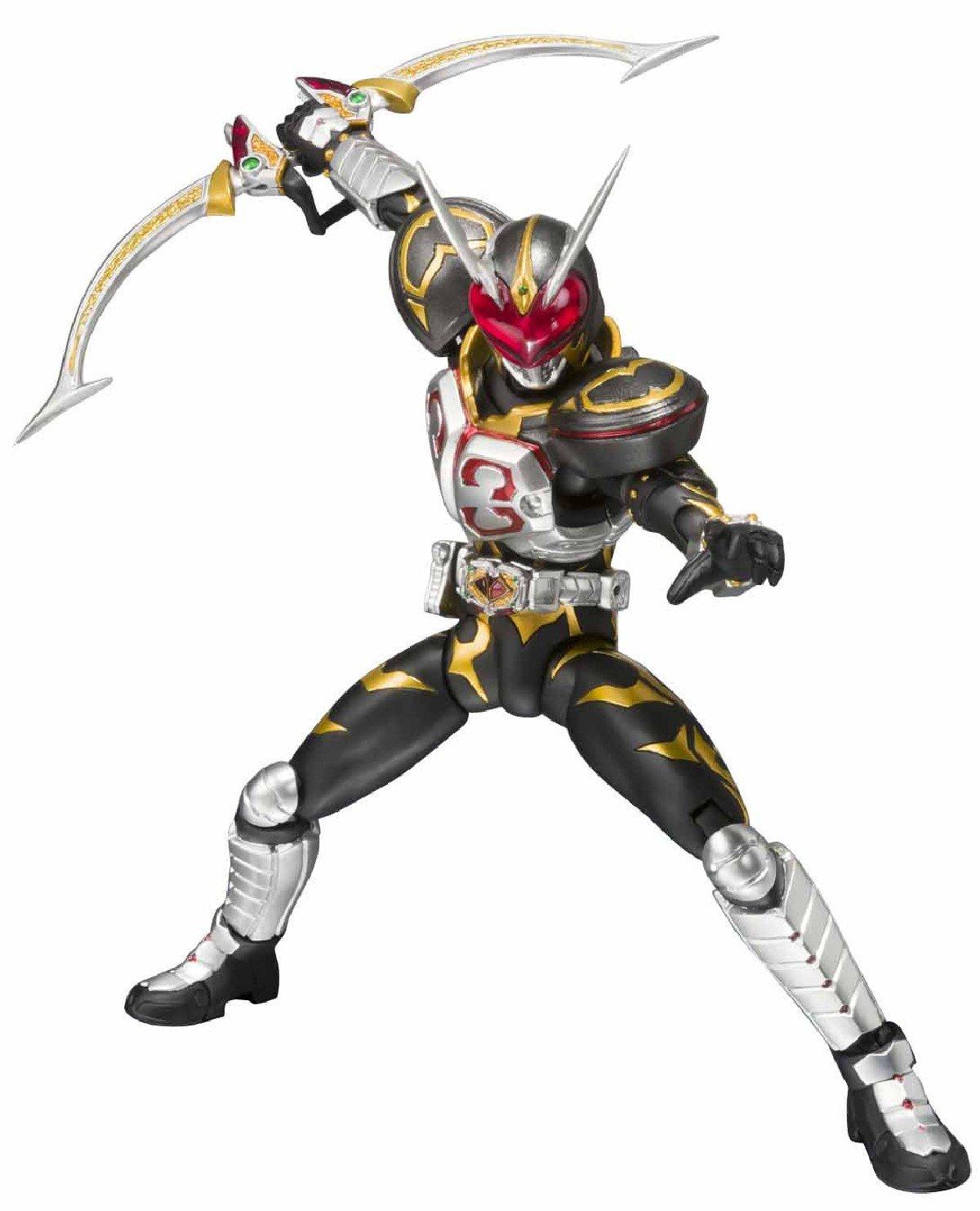 Bandai Tamashii Nations Kamen Rider Chalice Kamen Rider Blade S.H. Figuarts by Bandai