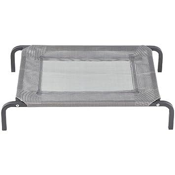 Cama para perro elevada de Bunty, portátil impermeable para el aire libre, cesta de mascota elevada de campamento: Amazon.es: Productos para mascotas