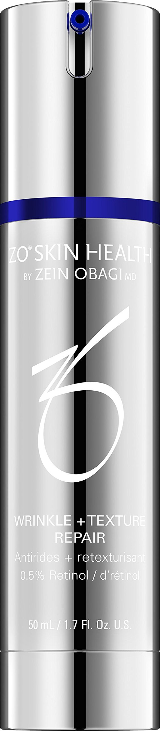 "ZO Skin Health Wrinkle + Texture Repair 1% Retinol--- 1.7 oz/50ml formerly called ""ZO Medical Retamax™ Active Vitamin A Micro Emulsion 1% Retinol"""