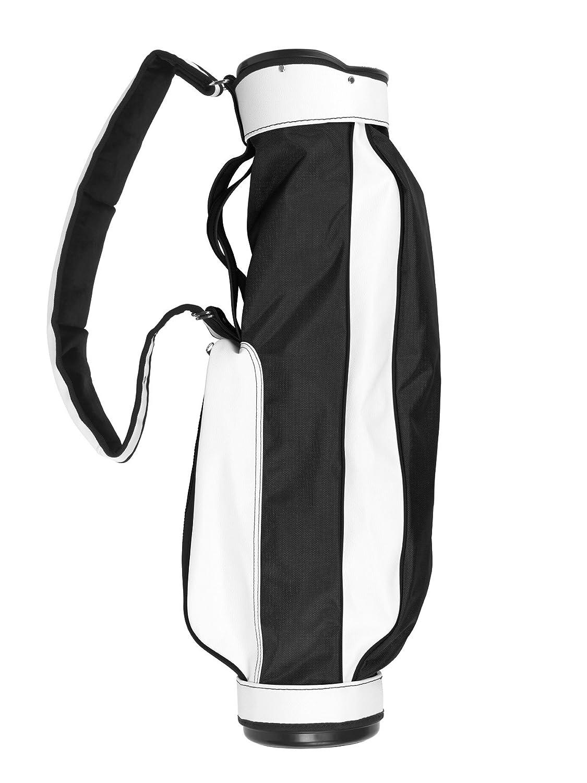 ジョーンズゴルフBGS元ジョーンズゴルフバッグ B00BBSHKHG ブラック/ホワイト ブラック/ホワイト