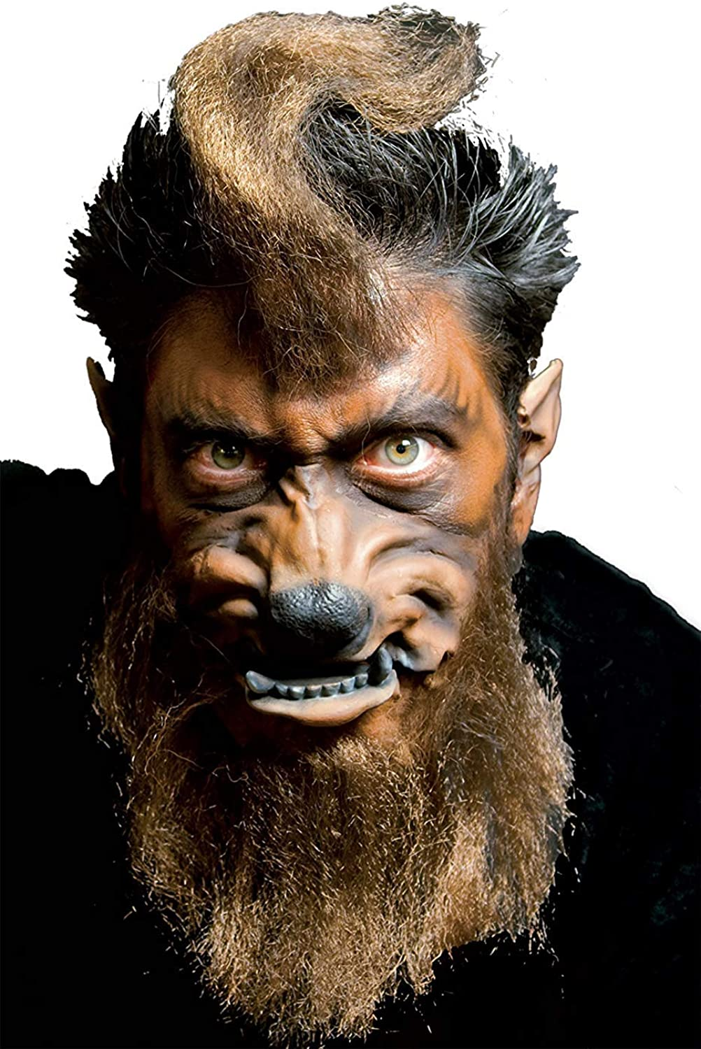 Woochie by Cinema Secrets Werewolf Face Latex Appliance