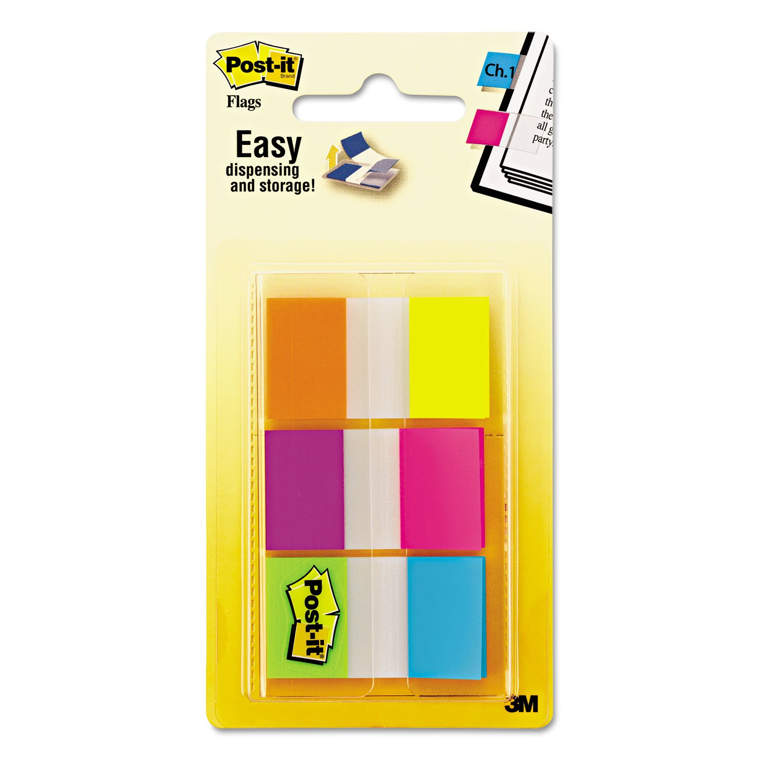 Post-it Flags (680-EG-ALT) 3M Office Products
