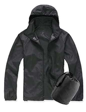 Ceanfly Windjacke Herren Damen Windbreaker Kapuzenjacke Streetwear Unisex  Outerwear Wasserdicht Jacke Springswear  Amazon.de  Bekleidung b23bc8d4ae
