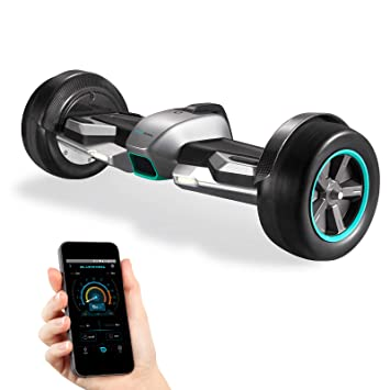 Bluewheel Electromobility Patin eléctrico HX600 con Luces ...