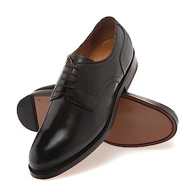 pretty nice 2ec1a 8e22f Gordon & Bros Levet 4365, rahmengenähte Herren Business  Schuhe/Schnürhalbschuhe (Derby) mit Ledersohle