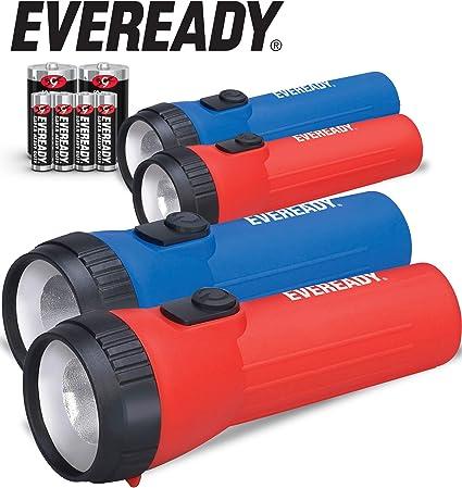 4-Pack 27 LED Portable LED Worklight//Flashlight