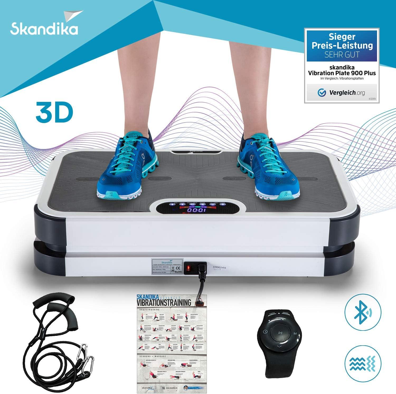 skandika - Plataforma vibratoria 900 Plus - 3D-Vibraciones ...