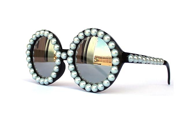 50er 60er Jahre Retro Vintage Sonnenbrille Clubmaster Style