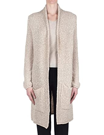 Cardigan Priso Femme So Beige Allure Couleur Pullover V3065 Lungo fvI7Y6gby