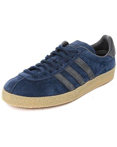 Bleu Pour Baskets Adidas Homme Topanga Basses Suede Marine 8OFwf