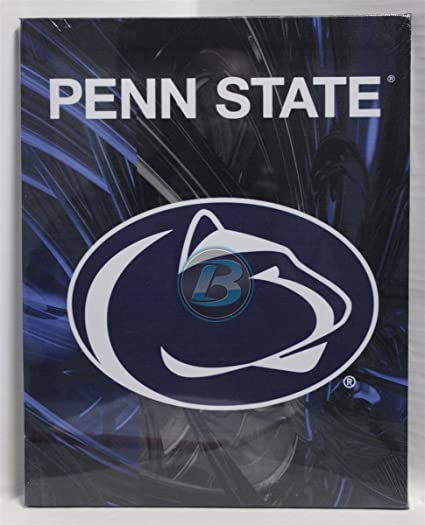 Penn State Canvas At Amazons Sports Collectibles Store