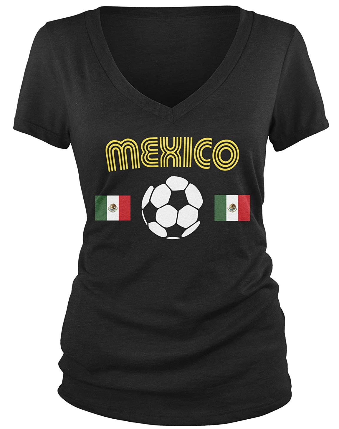 4058d02a3 Mexican T-Shirts for Women  Many Original