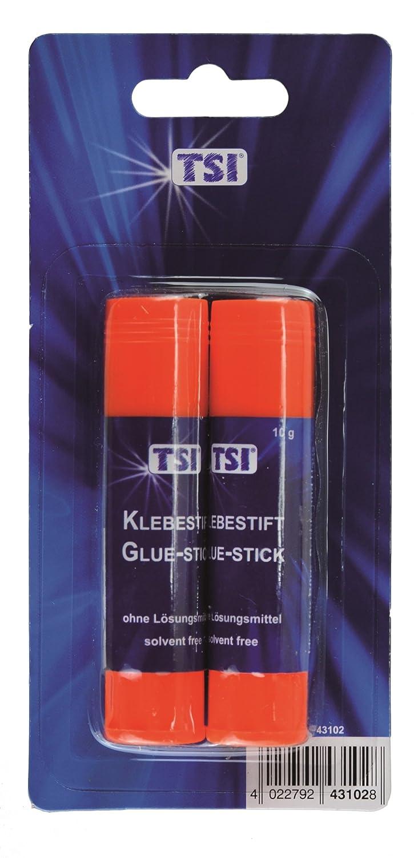 TSI Glue Sticks, 2x 10g