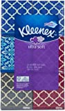 Kleenex Ultra Soft Tissues, 3-Ply, Pack of 6 Each 85 Count, Purple