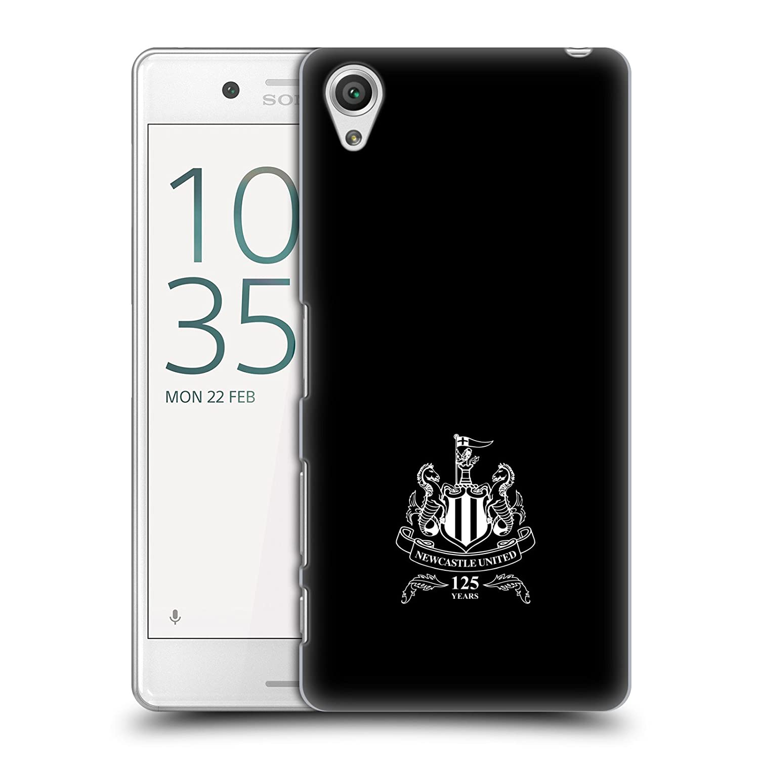 Amazon ficial Newcastle United FC NUFC 2017 18 Mono Crest 125