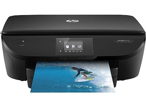 HP ENVY 5640 e-All-in-One Printer - Impresora multifunción ...