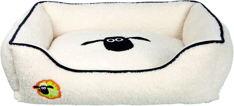 Trixie 36884 Cama La Oveja Shaun 50 x 35 cm Crema