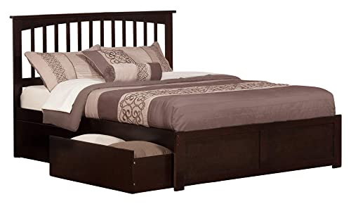 Atlantic Furniture AR8752111 Bed