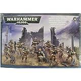 Warhammer 40K: Imperial Guard Cadian Shock Troops Boxed Set