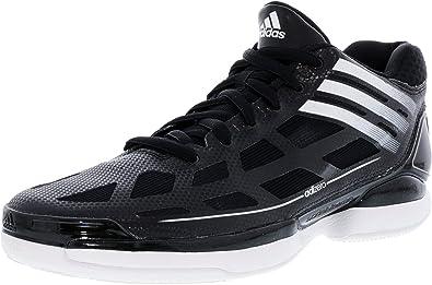 adidas Men's Adizero Adizero Men's Crazy Light schwarz Runner Weiß ... 952b79