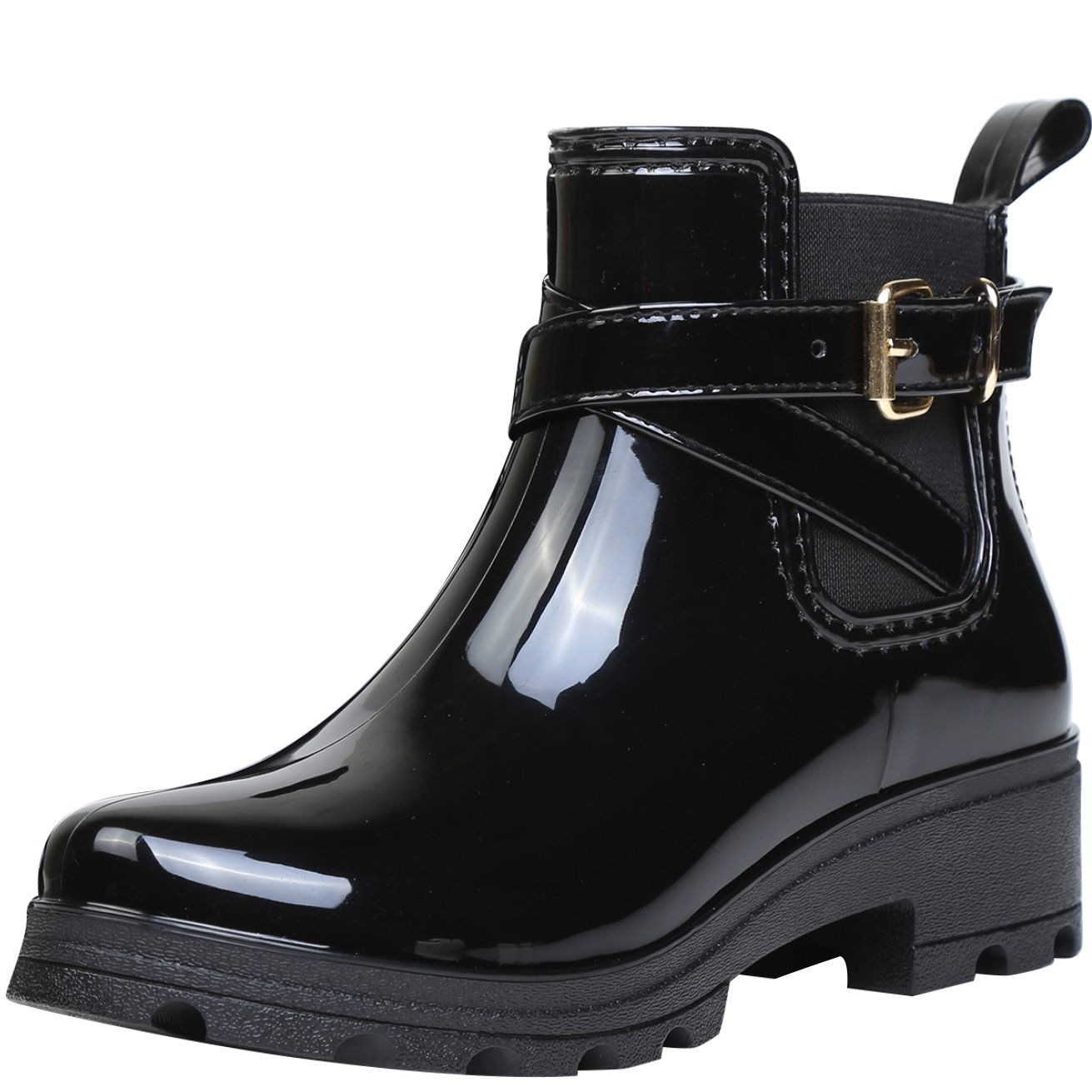 ukStore Chaussures d'hiver Unisexes Bottes antidérapantes
