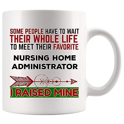 Amazon Com People Wait Whole Life Meet Favorite Nursing Home