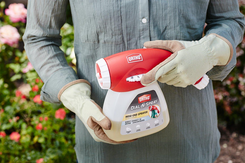 Ortho Dial N Spray Multi-Use Hose-End Sprayer