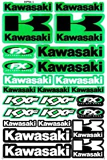 Amazoncom Kawasaki Motorcycles Car Truck Notebook Vinyl - Kawasaki motorcycles stickers