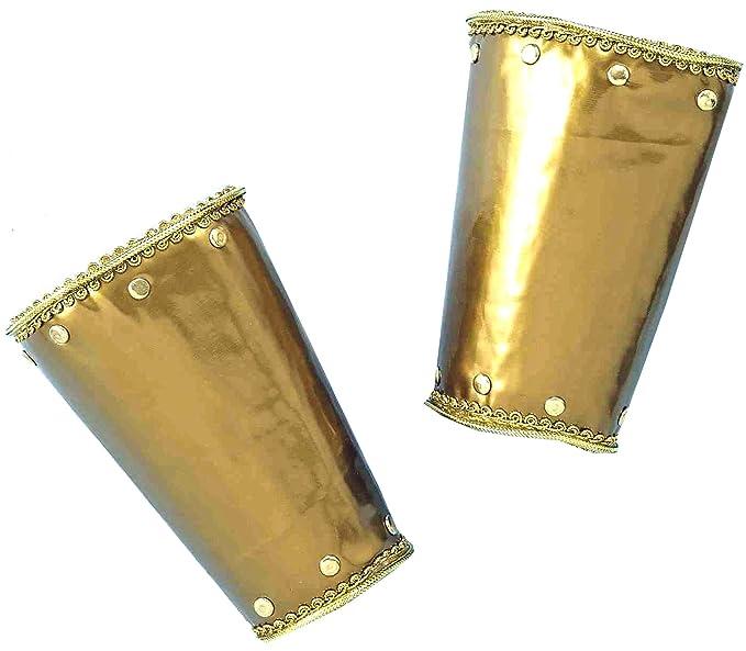 Amazon.com: Foro Romano Deluxe Costume Wristlets, talla ...