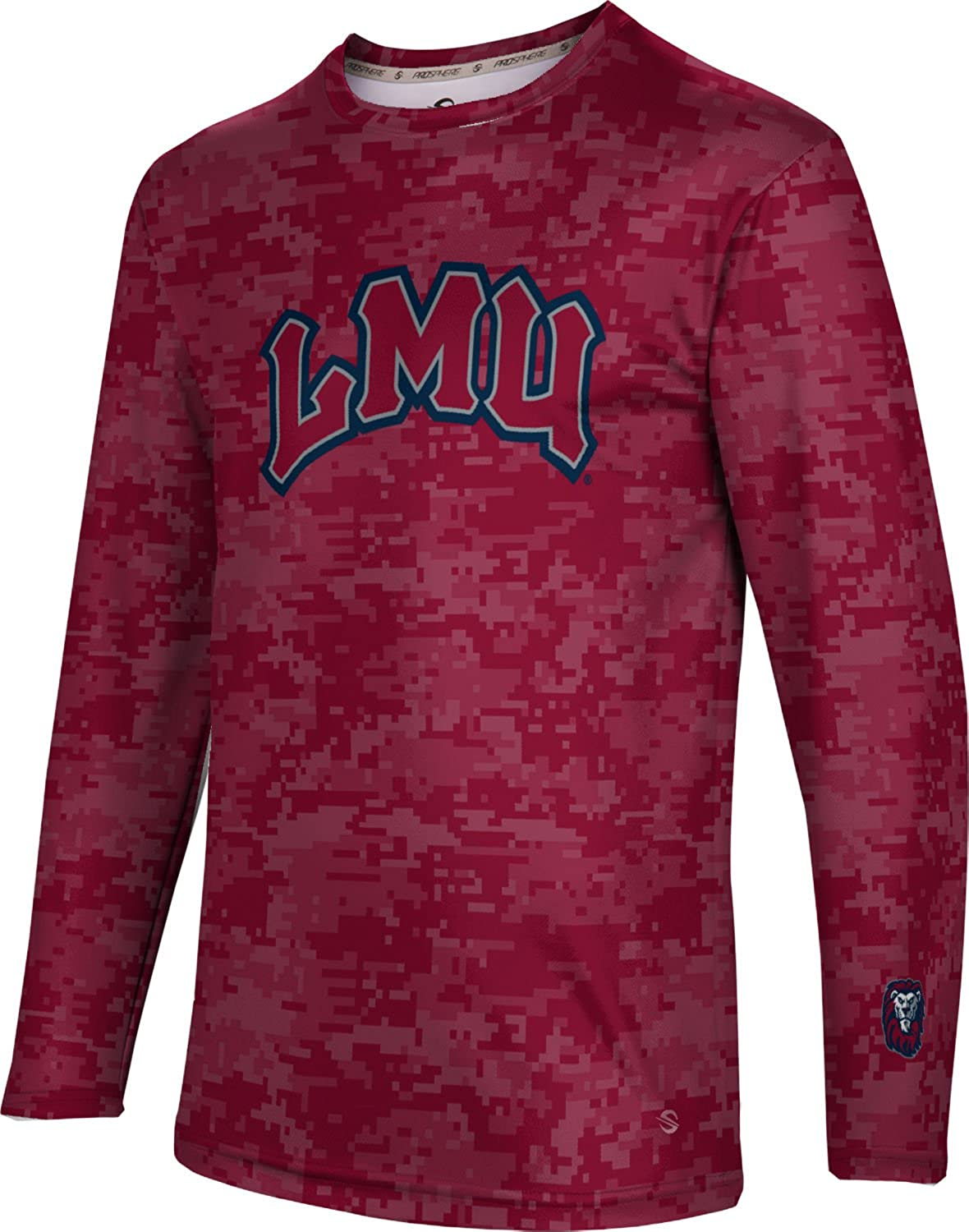 Digi Camo ProSphere Loyola Marymount University Mens Long Sleeve Tee